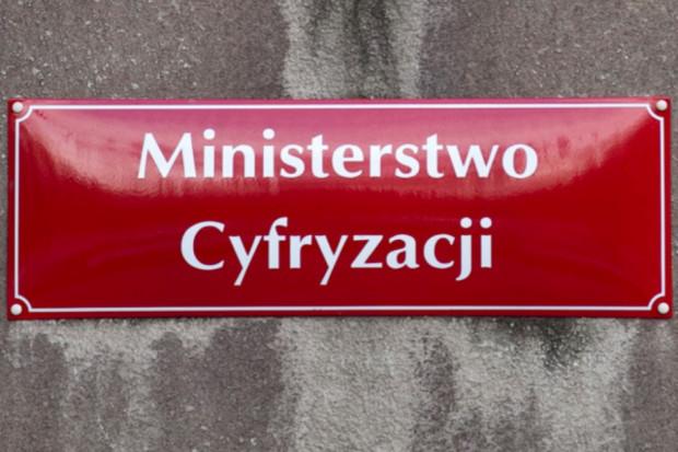 Zmiany w kierownictwie Ministerstwa Cyfryzacji