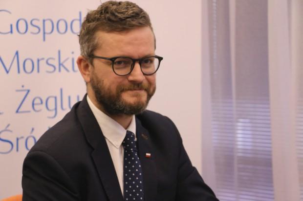 Grzegorz Witkowski, wiceminister gospodarki: porty muszą się rozbudowywać