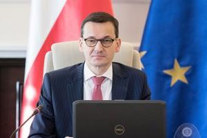 Premier zadowolony z oświadczenia Amerykanów ws. Nord Stream 2