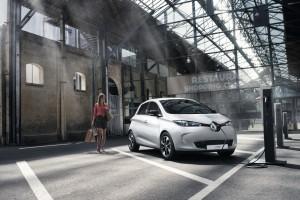 Darmowy prąd Greenwaya dla elektrycznych Renault