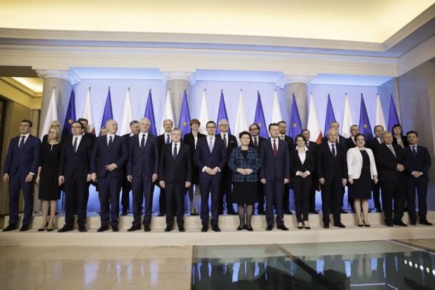 Cezary Kaźmierczak: kluczowe skupienie w rządzie władzy gospodarczej w jednym ręku