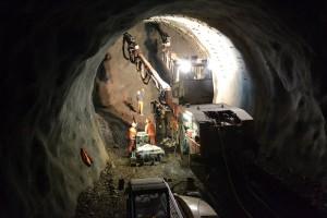 Metrostav wybudował 7,9-kilometrowy tunel na Islandii