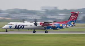 LOT będzie latał z Olsztyna do Lwowa i Krakowa