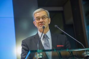 Jerzy Kwieciński: całą gospodarkę czeka solidny wzrost; budownictwo daje napęd