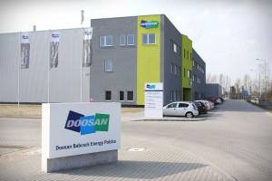 Doosan Babcock Energy Polska otrzymał dofinansowanie z NCBR