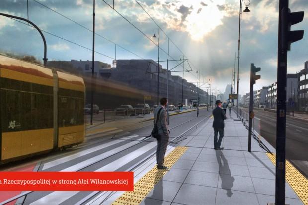 Tramwaje Warszawskie uzyskają dofinansowanie budowy nowej linii
