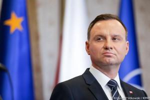 """Andrzej Duda zdradził swoje zadanie w Davos. Jest """"bardzo proste"""""""