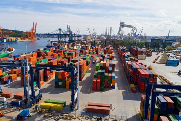 Port Gdynia celuje w nowy rekord przeładunków