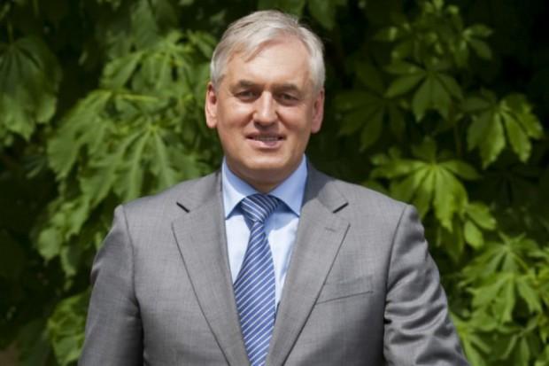 Andrzej Zibrow, dyrektor generalny spółki Coal Holding z Grupy Kapitałowej Balamara Resources Limited (fot.mat.pras.)