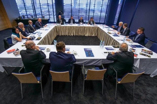 W piątek w Katowicach obradowała Rada Programowa Europejskiego Kongresu Gospodarczego. Fot. PTWP (Michał Oleksy)