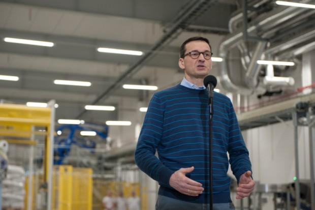Premier: Patriotyzm Polski dotyczy również polskich produktów