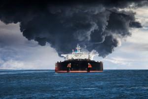 Dlaczego płonął kontenerowiec Maerska?