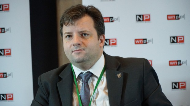 Krzysztof Sitarski zaznacza, że złoża się sczerpują, więc trzeba udostępniać nowe pokłady węgla. Fot. PTWP (Michał Oleksy)