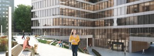Polskie biurowce zostaną pokryte ogniwami fotowoltaicznymi z perowskitu
