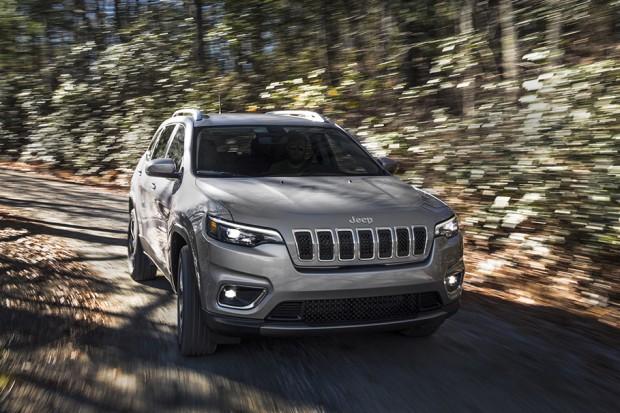 Jeep pokazał zupełnie nową wersję Cherokee