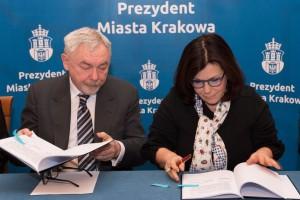 Kraków podpisał wielomilionową umowę na nowe tramwaje