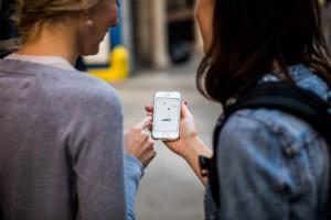 Konkurent Ubera chwali wzrostami
