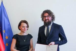 Nowi wiceministrowie w resorcie przedsiębiorczości i technologii