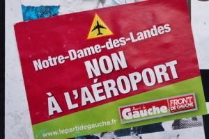 Protesty skłoniły francuski rząd do rezygnacji z budowy lotniska