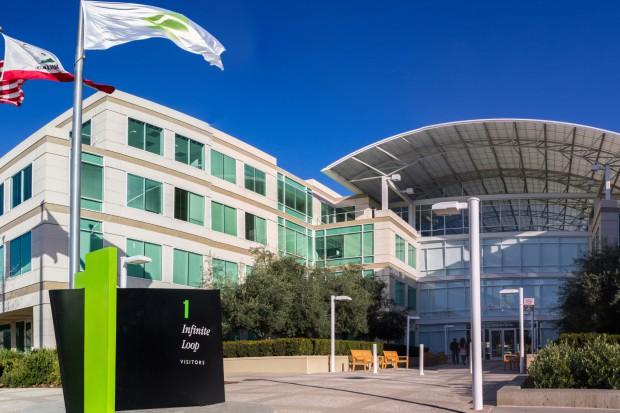 Apple korzysta wyłącznie z energii odnawialnej, ale...