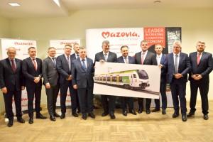 Największe zamówienie na polskiej kolei - 2,2 mld zł na pociągi