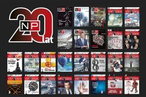 Redakcja Nowego Przemysłu świętuje 20 lat działalności