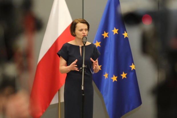 Jadwiga Emilewicz: widać efekty działań dla przedsiębiorców