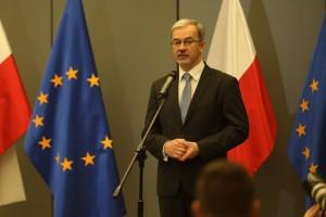 Jerzy Kwieciński: Mamy prawie 200 projektowy. Przyspieszamy inwestycje