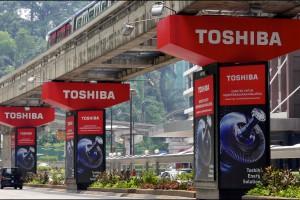 Toshiba wyjdzie z długów dzięki upadłemu oddziałowi