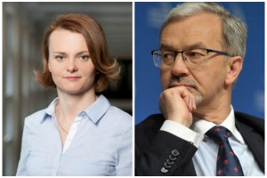 """Kwieciński i Emilewicz podzielili się obowiązkami. """"Podział nie był trudny"""""""