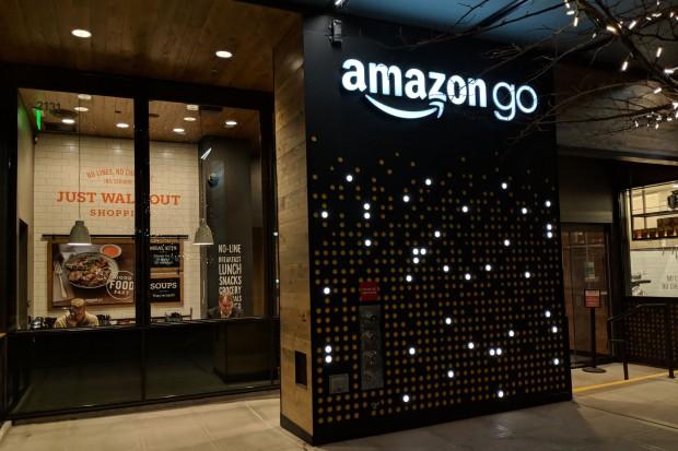 Amazon otworzy więcej zupełnie bezobsługowych sklepów