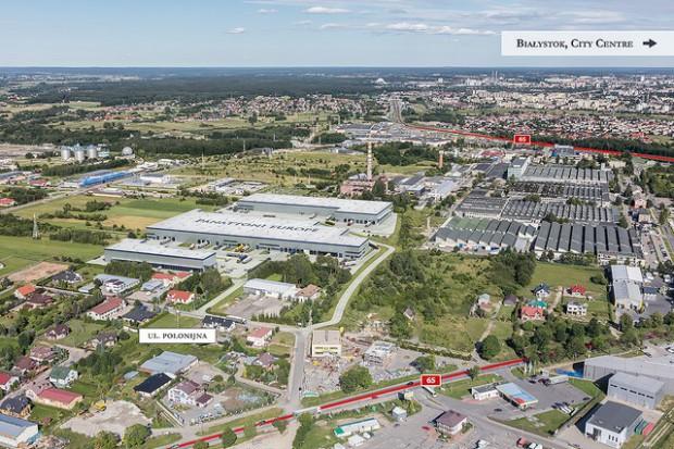 Panattoni wybuduje centrum logistyczne w Białymstoku