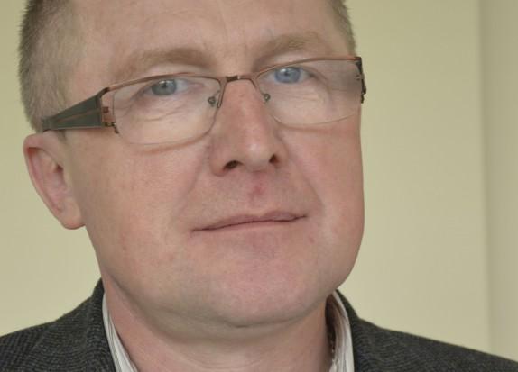 Paweł Kołodziej podkreśla, że realizacja inwestycji jest niezwykle istotna dla przyszłego funkcjonowania Jastrzębskiej Spółki Węglowej (Fot. Mat. pras.)