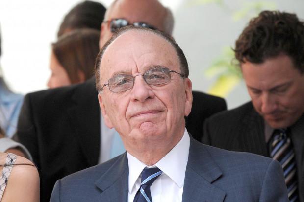 Twenty-First Century Fox Ruperta Murdocha może przejąć telewizję Sky