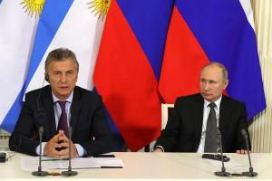 Argentyna w atomowym uścisku Rosji