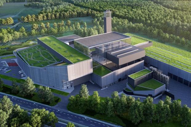 Przetarg na budowę spalarni odpadów w Warszawie unieważniony