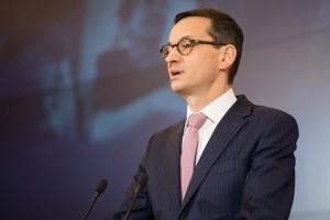 Mateusz Morawiecki: musimy budować obecność naszych firm na świecie