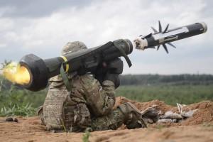 Ukraina dostanie od Amerykanów nowoczesne pociski