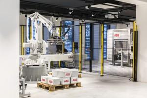 Jedyne takie centrum robotyki ABB w Europie. Jedno z 5 na świecie