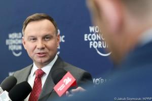 Informatycy wrócą do Polski? Prezydent Duda z prezesem Google o poszerzeniu działalności nad Wisłą