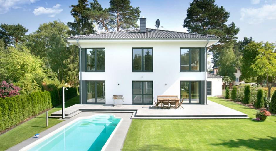 Jeden z domów z portfolio grupy Danwood. fot. mat. pras.