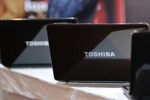 Toshiba chwali się rekordowym zyskiem