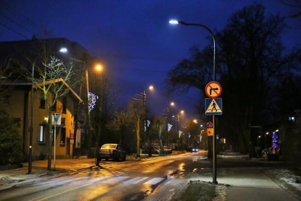 Energa doświetla przejścia dla pieszych