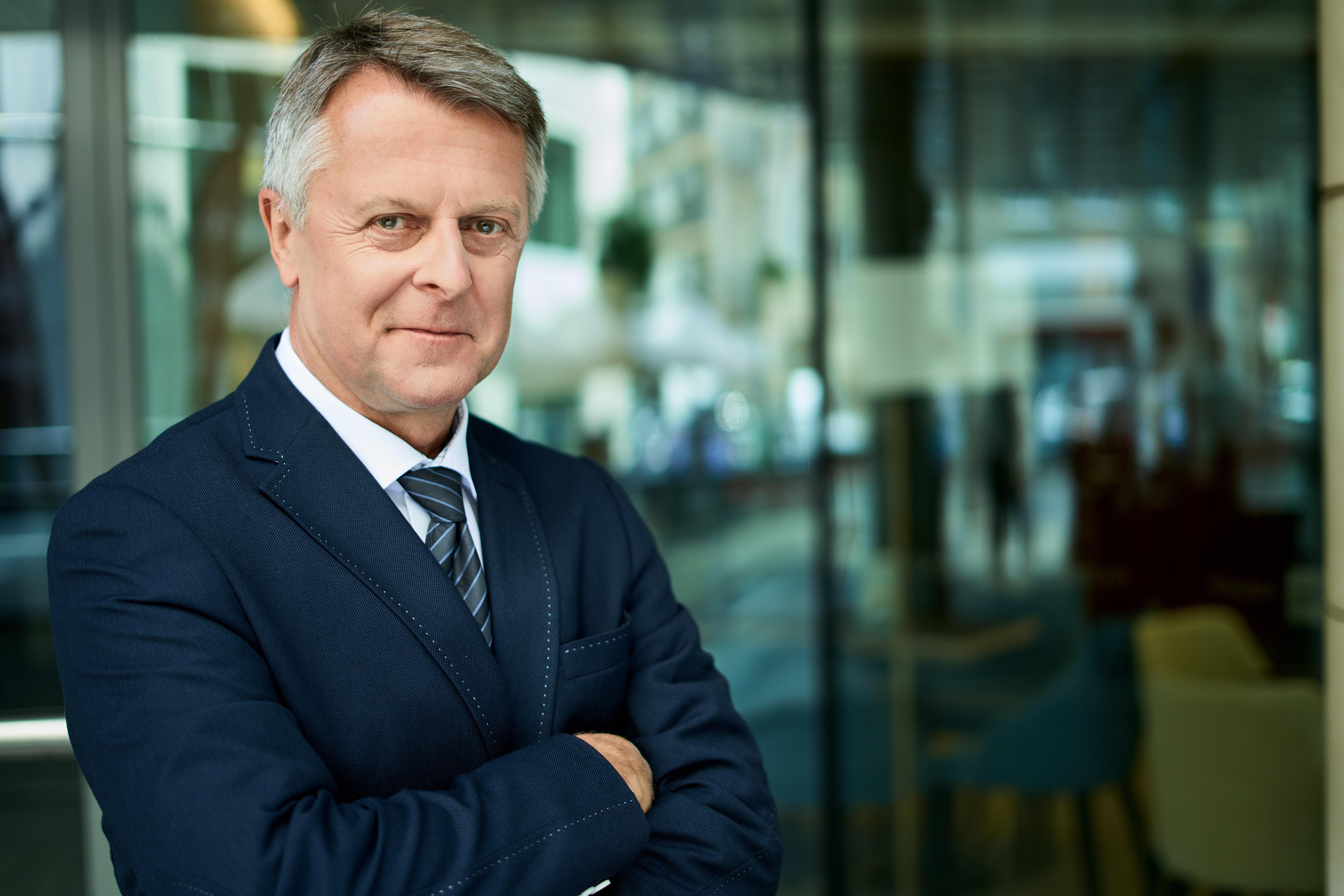 Andrzej Rubczyński, dyrektor ds. strategii ciepłownictwa Forum Energii. Fot. mat.pras. Forum Energii