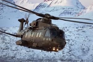 Włosi zachwalają swoje helikoptery dla polskiej armii