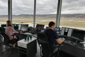 Kraków Airpot ma już czynną nową wieżę kontroli lotów