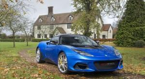 Po 10 latach brytyjski producent aut wraca do gry. Pomagają Chińczycy