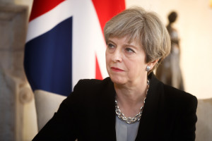 Theresa May nie pozostawia złudzeń odnośnie unii celnej