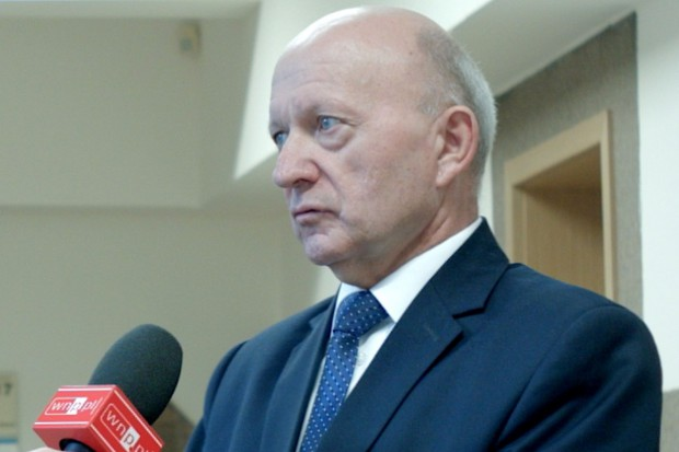 Marian Pawlas nadal liczy, że reaktywacja kopalni Krupiński się powiedzie, bo węgiel koksowy będzie poszukiwanym towarem na rynku. Fot. Adam Sierak/PTWP