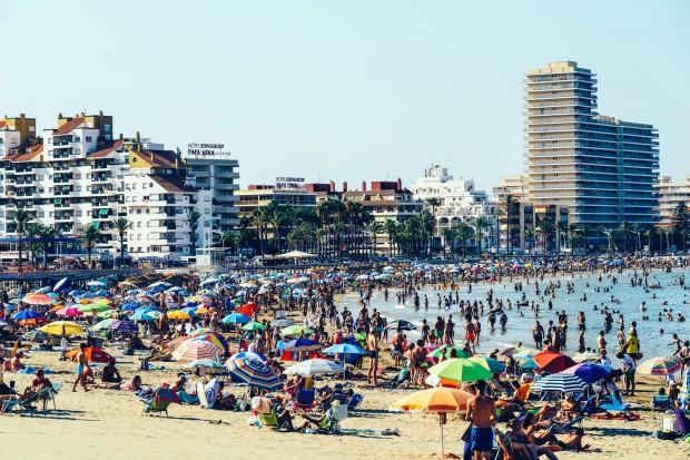Hiszpania. Rekordowy napływ zagranicznych turystów w 2017 roku